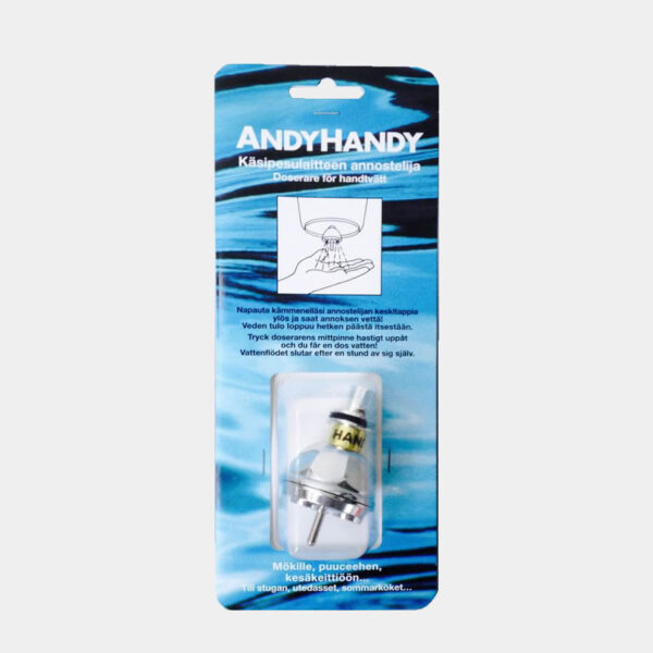 Andy Handy Käsienpesuautomaatti