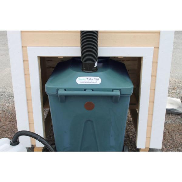 Green Toilet 330 kompostoiva kuivakäymälä