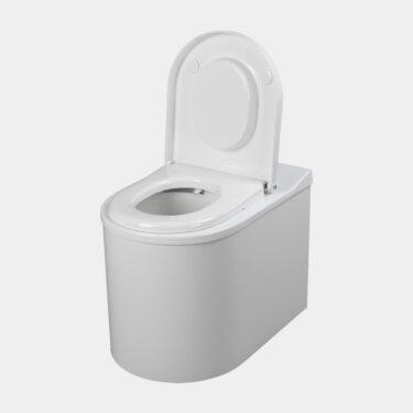 Privetti pakastava käymälä