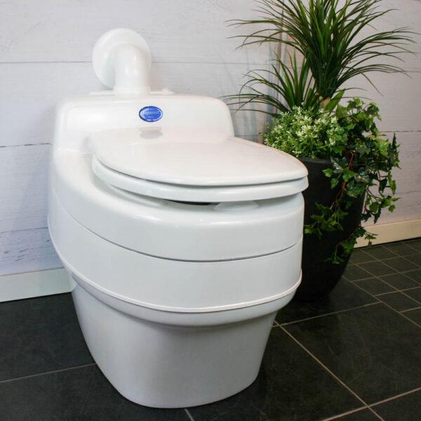 Separett Villa 9000 erotteleva käymälä