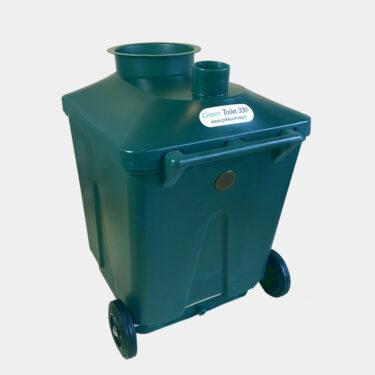 green toilet 330