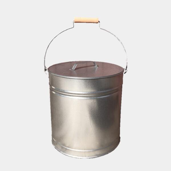 Zinc container