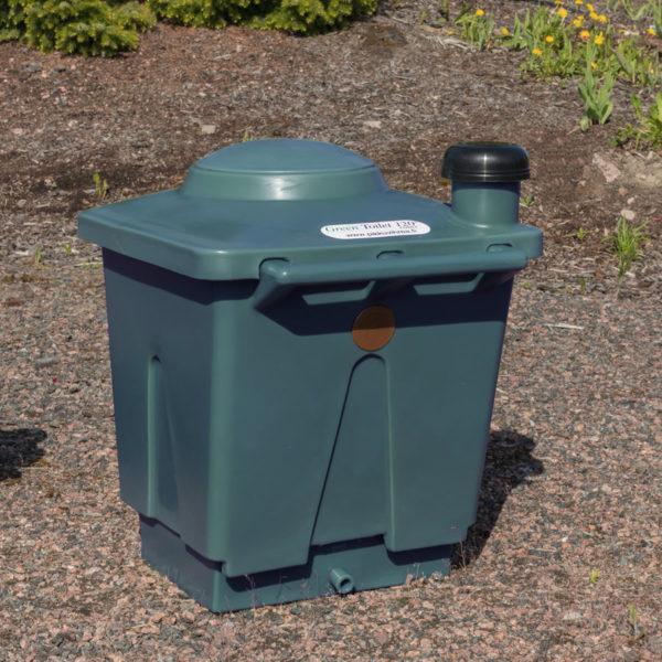 Green Toilet 120 kompostoivan käymälän vaihtosäiliö