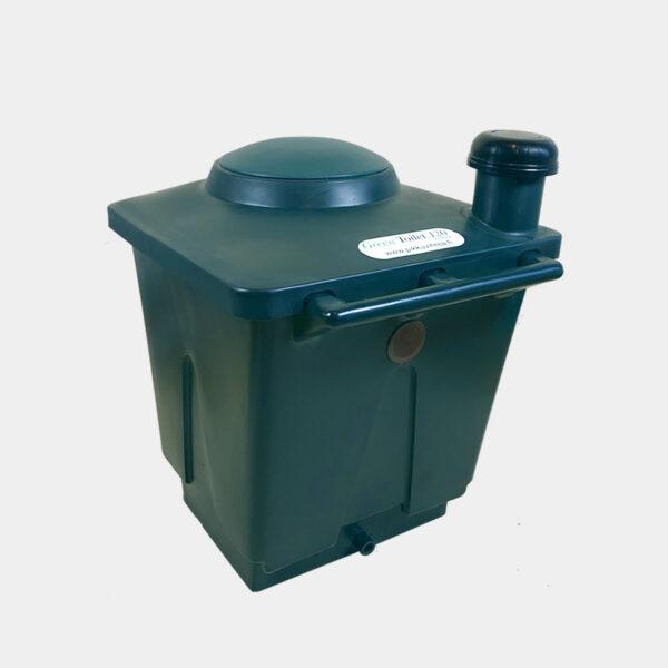 green toilet 120 vaihtosailio