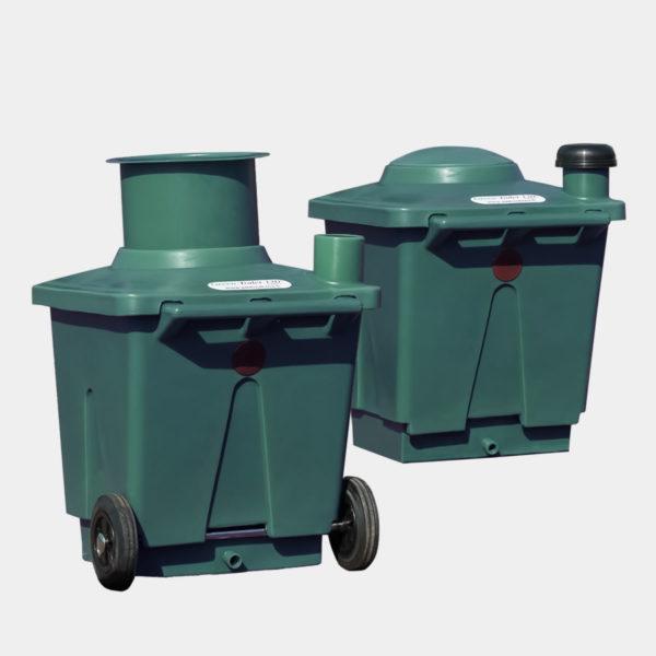 Paketti Green Toilet 120 Family