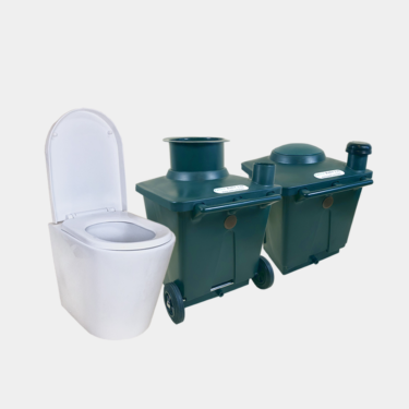 Green Toilet Lux