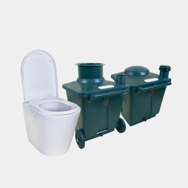Green Toilet Lux