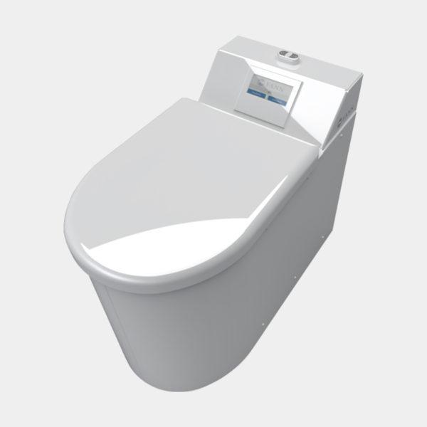 Päältäpäin Roslagen alipaine wc valkoinen