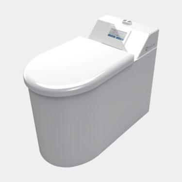 Roslagen alipaine wc valkoinen