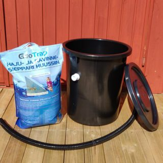 GeoTrap Dry Toilet Filter