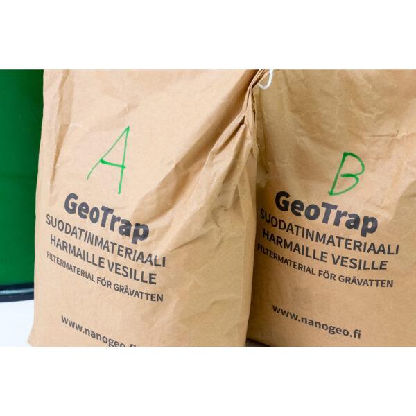 GeoTrap Pienpuhdistamopaketti