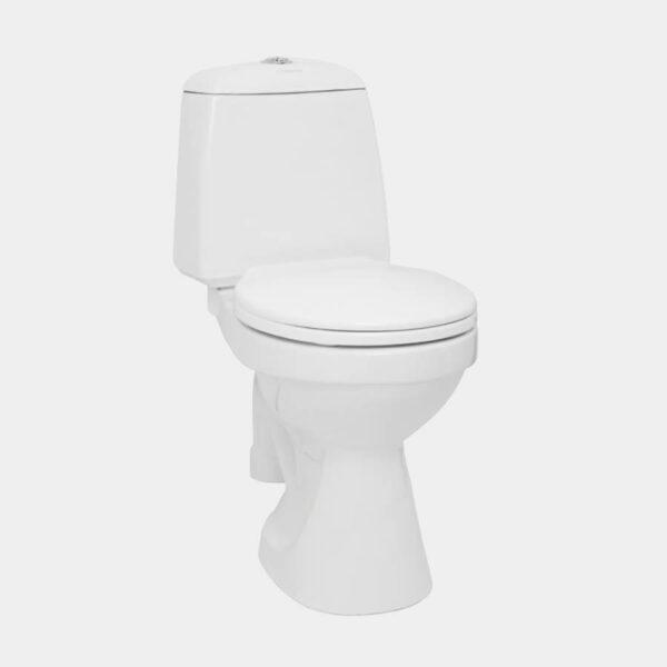 EcoFlush Supervähävetinen WC