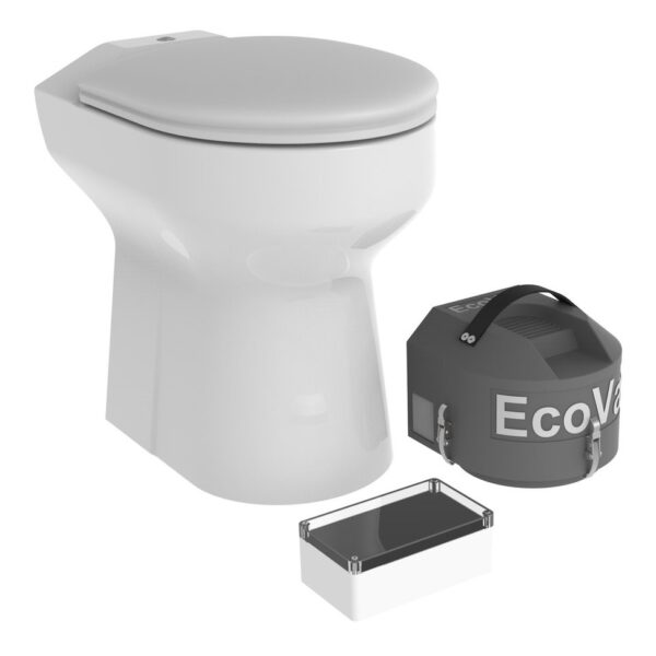 EcoVac Base alipaine-WC