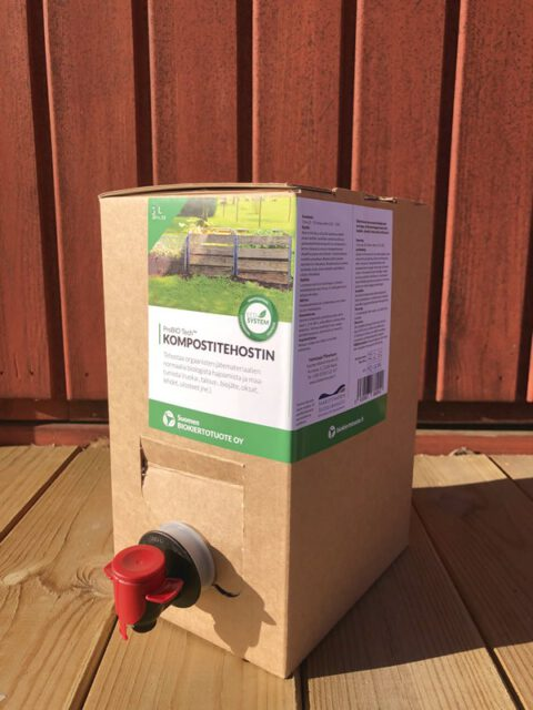 ProBio Tech Kompostitehostin