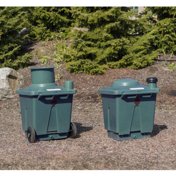 kompostoiva käymälä Green Toilet 120 Family