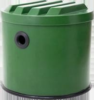 GeoTrap grey water purifier