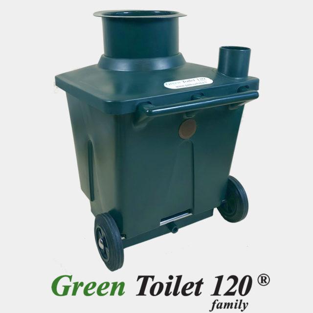 Green Toilet 120 Family