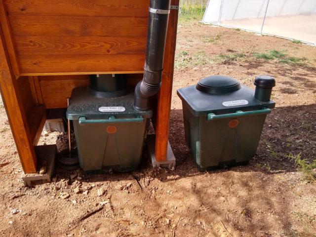 green toilet barcelona spain