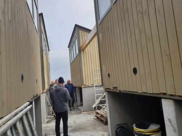 Designing Green Toilet in Iceland
