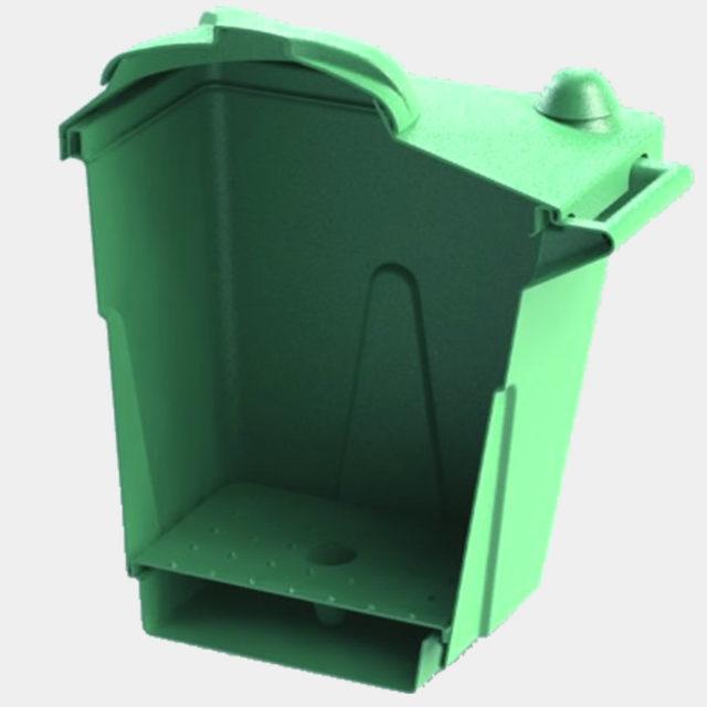 Green Toilet välipohja